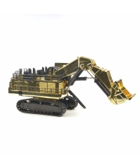 Scale EX8000-6 ultra-large excavator gold