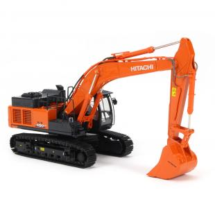 Scale ZX490LCH-6 Hydraulic excavator