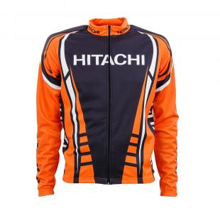 Cycling long sleeve jersey